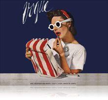 vintage vogue ads