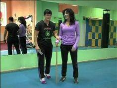 тренировка ног-сушим бедра