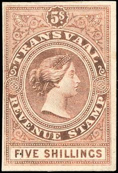 Stamps ®: Stamp of Transvaal (South Africa)