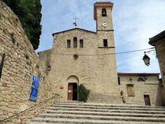 Coaraze plus beaux villages de France Saint Jean Baptiste, Beaux Villages, Chapelle, France, Notre Dame, Henri, Nice, Building, Travel
