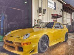 #porsche #968 #racing