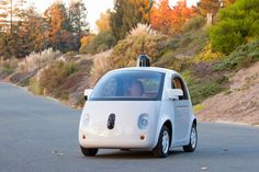 Google Italy Blog: Ecco come si presenta il primo prototipo della nostra auto che si guida da sola