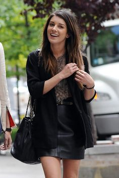 Shenae Grimes out and about