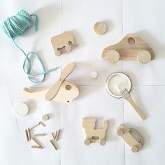 Pinch Toys - Paul & Paula