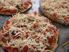 Rýchle cesto na pizzu « Mňamky Recepty
