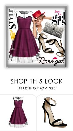"""Passion#Vintage#Stuff"" by bamra ❤ liked on Polyvore featuring vintage"