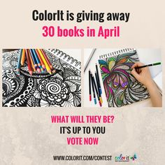 Help us choose our next book theme and enter to win a copy!  No Purchase Necessary. Thru April 2016.