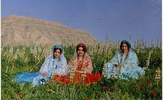 Qashghae women in Iran
