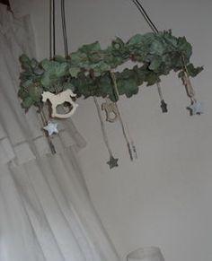 Idea with xmas ornaments