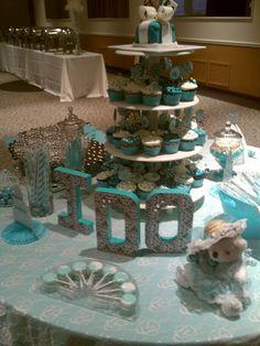 Tiffany Wedding Shower Ideas   Tiffany blue wedding shower ideas. Love this