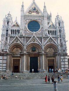 Siena - the city, the duomo and the piazza were outstanding. We did get lost there in walking back to our B