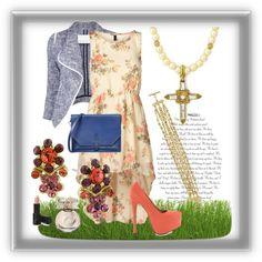 """""""Easter Fashion"""" by jewelry1928 on Polyvore#1928jewelry"""