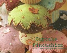 Free pincushion pattern
