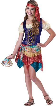 Gypsy Spell Teen