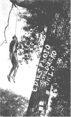 Lynchings of African Americans in America