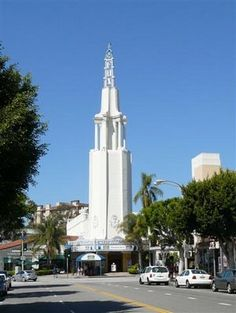Experiencing Los Angeles: Fox Theater, Westwood Village