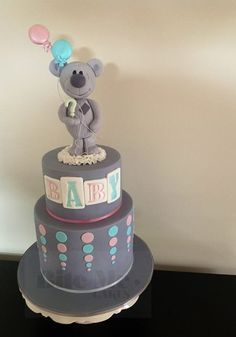 Baby Shower Cakes on Pinterest