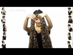 Reciclando con Erika te trae una idea estupenda para usar pañueletas o bufandas , el vídeo es espectacular del Canal Porto Fem en youtube , En muchos paises de