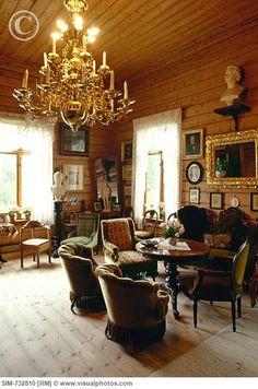 Troldhaugen (Edvard Grieg House, Bergen, Norway)
