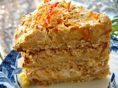 Tort Egyptian Romanian Desserts, Sweet Desserts, Quiche, Banana Bread, Caramel, Sweet Treats, Food Porn, Pie, Vegetarian