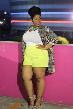Style Chic 360: Bold Print | Bold Color...I Wear What I Want