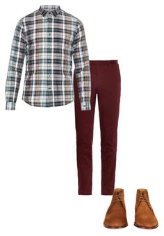 """Casual male outfit"" by syledbyallief on Polyvore"