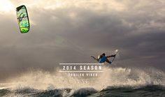 Cabrinha 2014 kites / boards