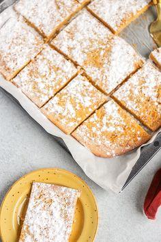 Appel plaatcake| In 20 min. in de oven! - Lekker en Simpel Keto Diet For Beginners, 20 Min, High Tea, Baking Recipes, Baking Ideas, A Food, Bakery, Sweet Treats, Favorite Recipes