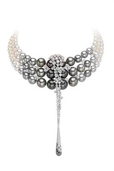 Roberta Porrati Pearl Necklace