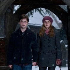Hermione = yes <3 Love her style.