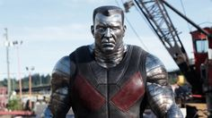 Colossus of the X-Men in Deadpool 2016