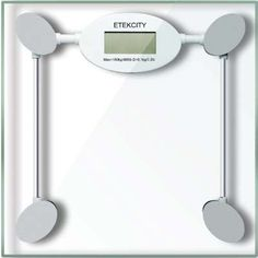 Etekcity Weight Scale (with Tempered Glass)