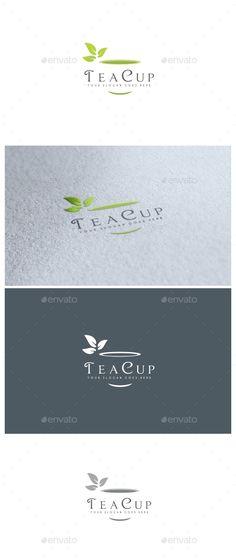 Tea Cup Logo http://graphicriver.net/user/ms_designer/portfolio?ref=MS_designer
