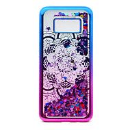 For+Samsung+Galaxy+S8+Plus+S8+Case+Cover+Flowing+Liquid+Pattern+Back+Cover+Case+Glitter+Shine+Mandala+Soft+TPU+for+S7+edge+S7+–+AUD+$+14.29