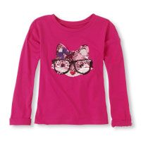 Girls Clothing | Girls Tops and Girls Shirts | Long Sleeve Tops | The Children's Place