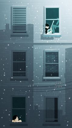 It came from above  by ~PascalCampion