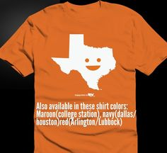 Happy State Co Texas Happy State Tshirt FREE by HappyStateco, $13.00