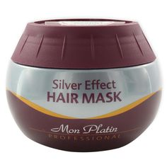 Silver Effect Hair Mask (Mon Platin) 8.5 OZ / 300ML *** Read more  at the image link.