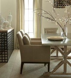 Hammered Stainless Steel Beach Dining Table - contemporary - dining tables - atlanta - Bed Down Trestle Dining Tables, Metal Dining Table, Dining Room Table, Dining Chairs, Dining Rooms, Kitchen Tables, Kitchen Nook, Dining Set, Console Table