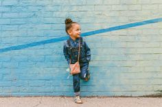 A Day in the Life of the World's Preeminent Toddler Style Blogger