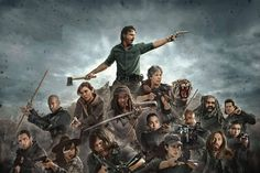 Win Over $200 Worth Of Walking Dead Prizes! All you need is your e-mail address!