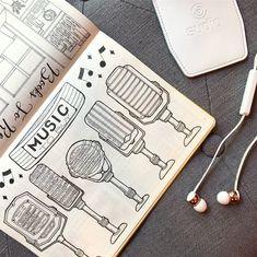 Music Tracker/♦️List♦️ #musictrackerspread #Musictrackerlayout #Musictrackerbujo #Musictracker #musicbujo #musicbulletjournal #muziektracker #muziek #music #tracker #trackers #musictracker #trackermusic #muzikzone #bulletjournalmusicpread #musicpread #bulletjournaling #inspiration #plannercommunity #planner #bujo #bujospread #bujojunkies #bujoinspire #bujoaddict #bulletjournal #bulletjournalist #bulletjournaljunkies #bulletjournaladdict #planneraddict #planning #doodles