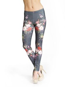 legginz.com floral print leggings (15) #leggings
