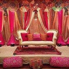 R&R Event Rentals - Bay Area Indian Wedding Decorations