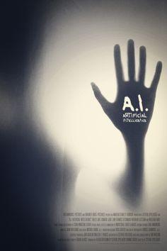 Poster for A.I. Artificial Intelligence by Scott Saslow. #aiartificialintelligence #ai #stevenspielberg #haleyjoelosment #judelaw #brendangleeson #benkingsley #francesoconnor #samrobards #williamhurt #jakethomas #2000s #scifi #drama #artificalintelligence #future #stanleykubrick #johnwilliams #industriallightandmagic #stanwinston #robot #movieposter #graphicdesign #posterdesign #fanart #alternativefilmposter #alternativemovieposter #photoshop