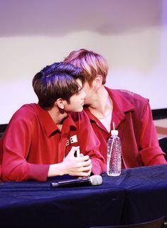 What are you guys doing? Kpop Couples, Daniel K, You Are My Life, Ong Seongwoo, My Destiny, Kim Jaehwan, Love Affair, Best Songs, Kpop Boy