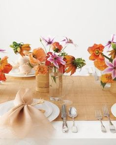The Best DIY Table Runners How-to