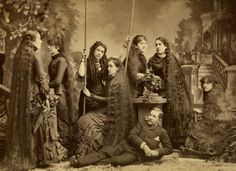 Photos of Victorian women and their long-ass hair | Dangerous Minds - The Sutherland Sisters