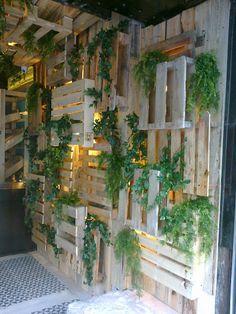 jardin vertical low cost