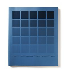 Libro Palmarès Arquitectura Aluminium. Technal
